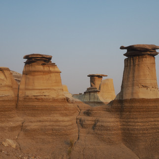 A DAY IN DRUMHELLER, THE DINOSAUR CAPITAL OF THE WORLD
