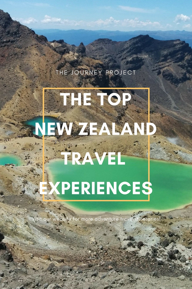 The Top New Zealand Travel Experiences | Don't visit New Zealand without experiencing these adventures