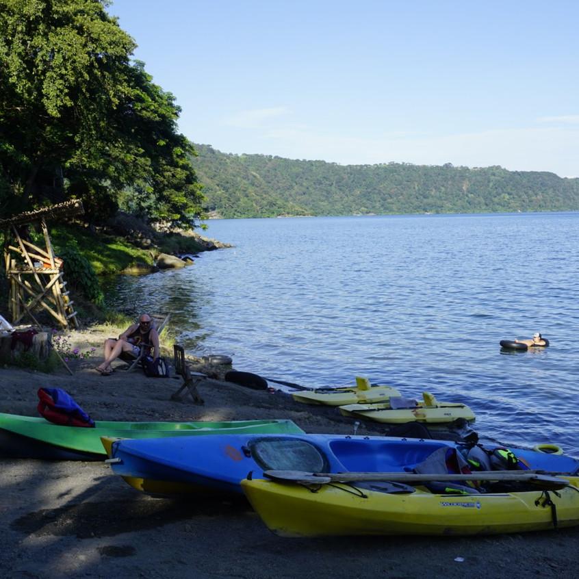 Laguna de Apoyo (Crater Lake)