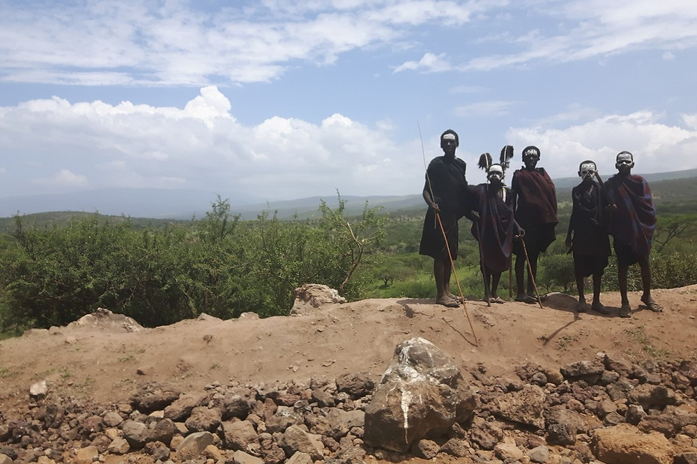Tanzania Masai Tribe
