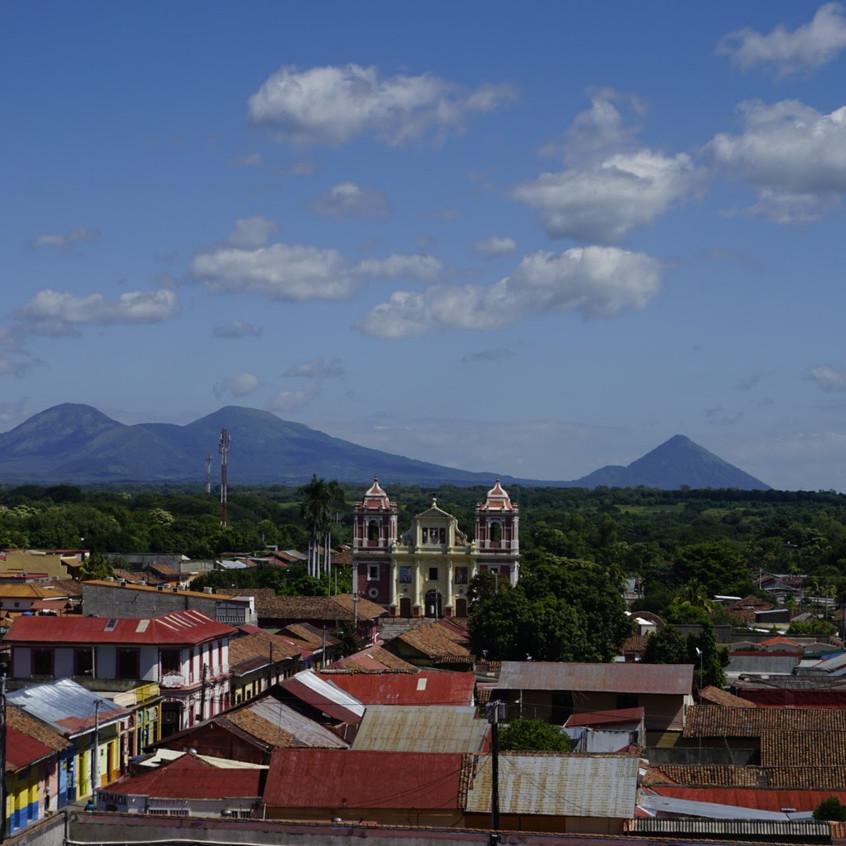 Granada views, Nicaragua