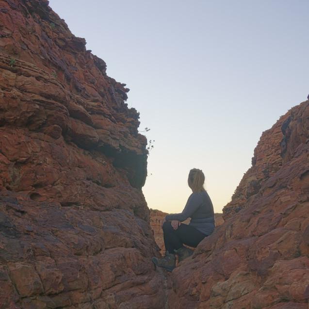 Kings Canyon, Australia