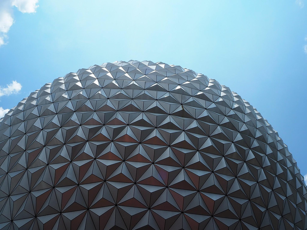 Epcot Ball Disney World