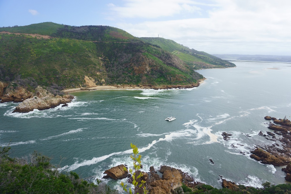 "Knysna ""The Heads"""