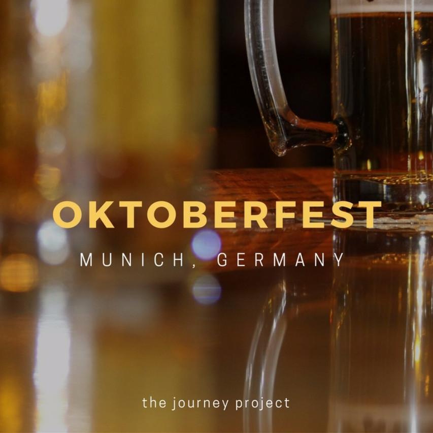 Visit Oktoberfest in Munich