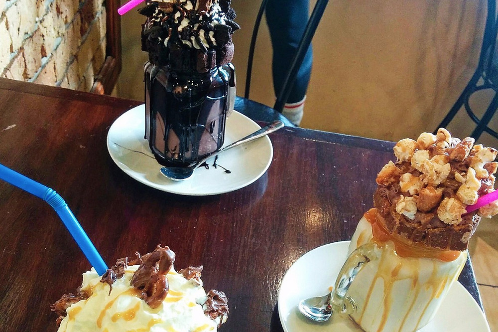 Freakshakes in New Zealand
