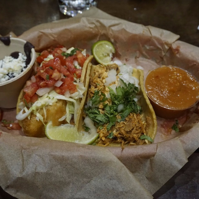 Tacos from Uno Dos