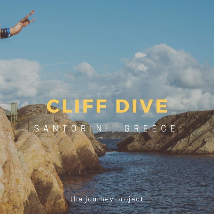 Cliff Jump into Pristine Water