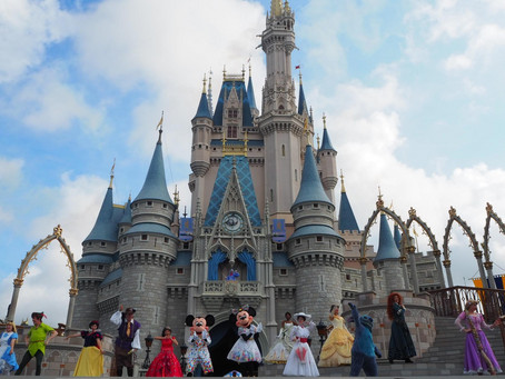 YOUR SIMPLE PLANNING GUIDE TO DISNEY WORLD