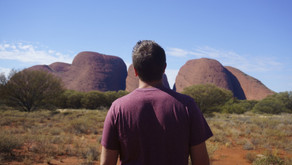 THE AUSTRALIA DIARIES: 3 DAYS AT ULURU