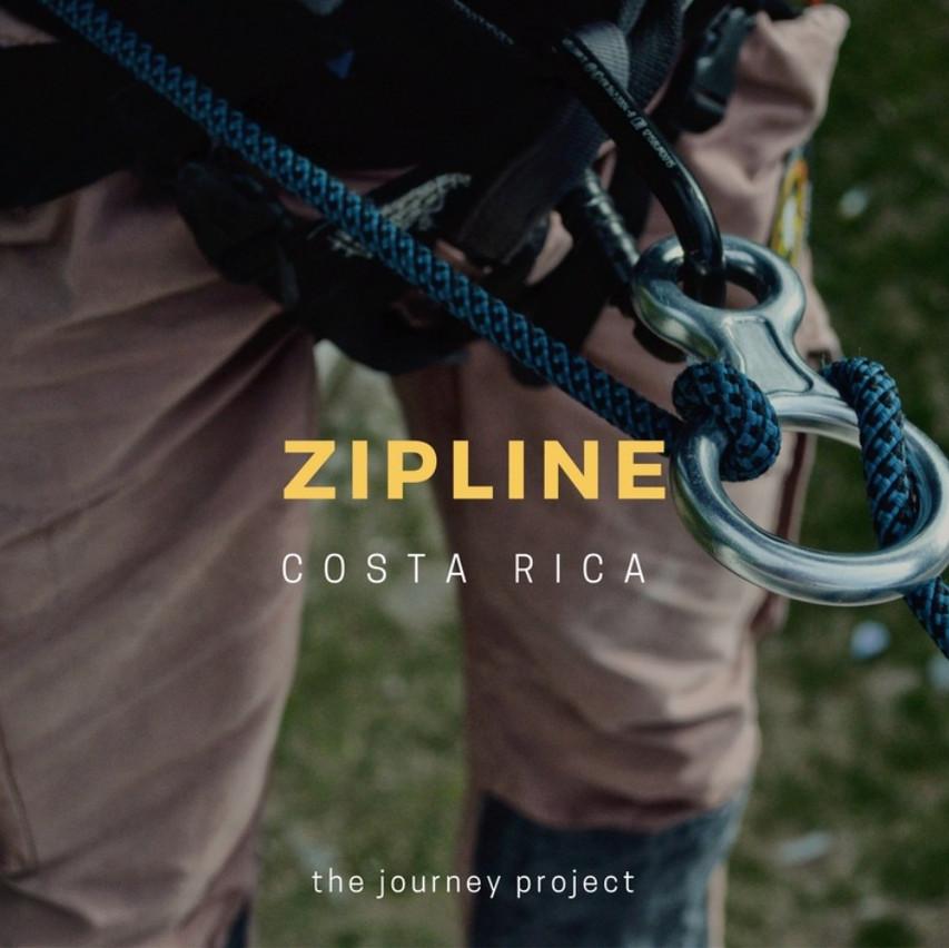 Zipline Over Rainforests