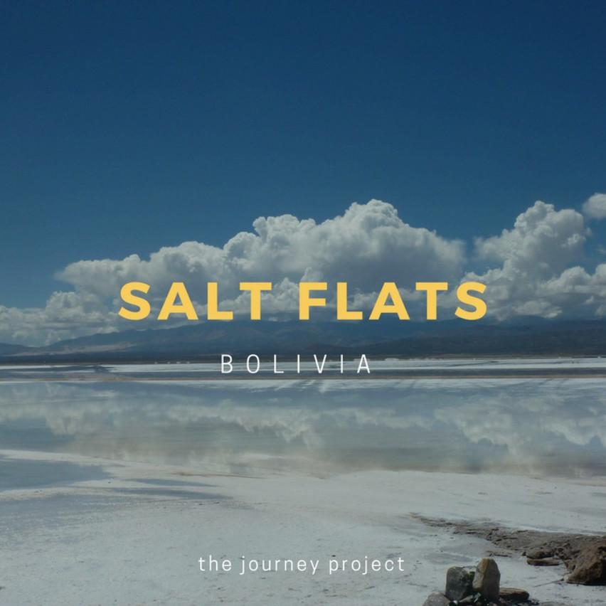 Visit the Salt Flats