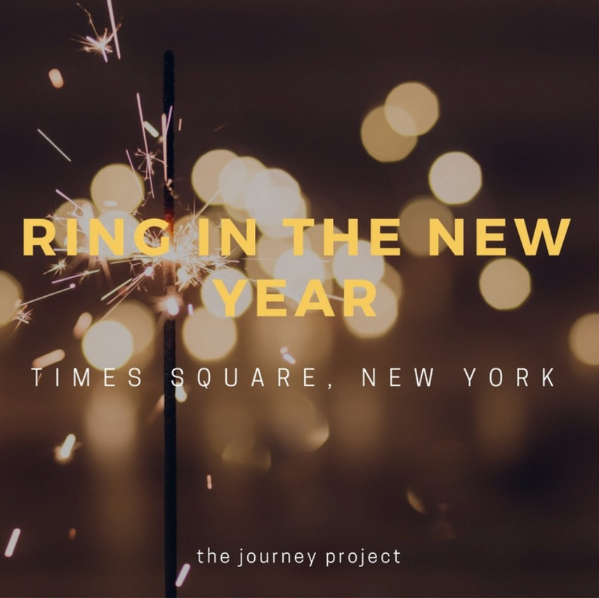 Celebrate New Years in Times Square