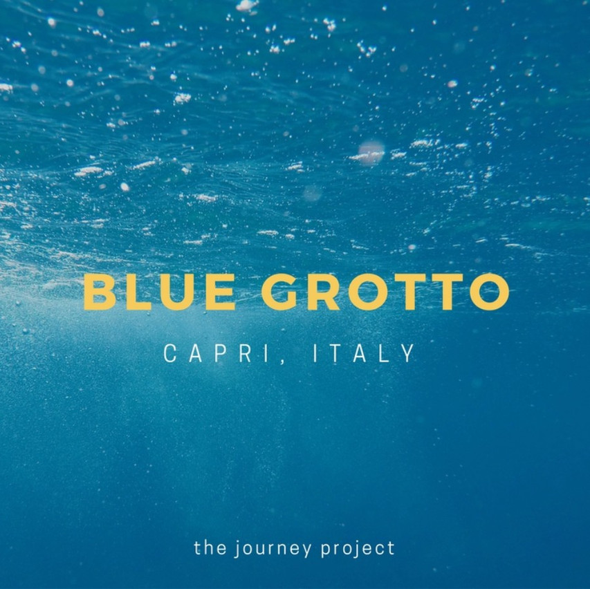Visit the Blue Grotto