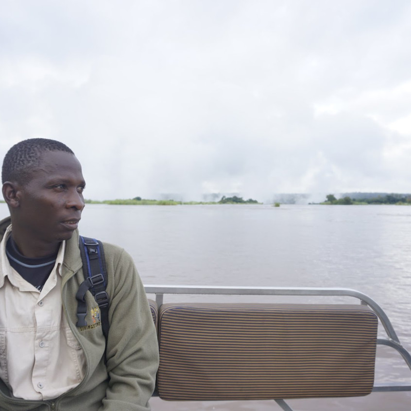 Guide to Livingstone Island, Victoria Falls, Zambia