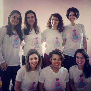 Novas Professoras da Dança Materna | Agosto 2016