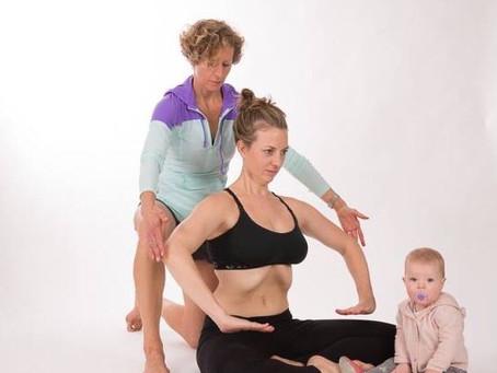 Low Pressure Fitness: ginástica adequada para recuperação pós parto