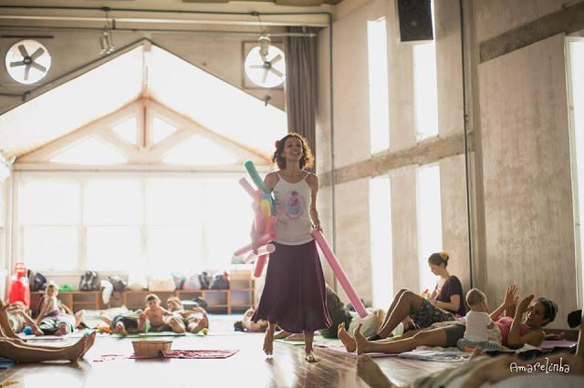 Dança Materna com Tatiane Trovatti