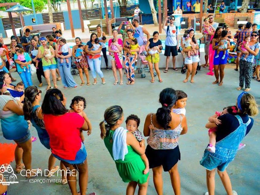 Dança Materna em Belém do Pará