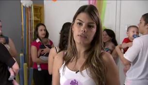 Dança Materna no Programa Aprovado, Rede Bahia