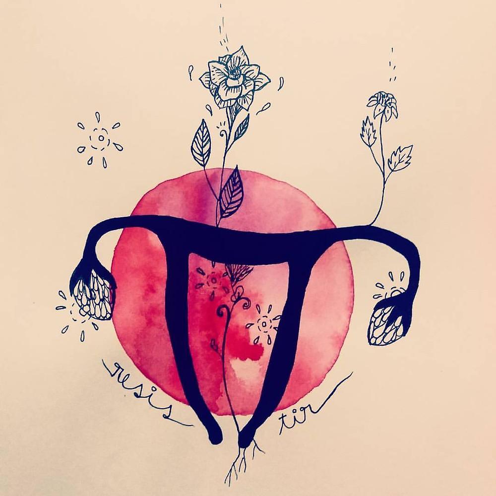 Carol Teixeira - Ilustração