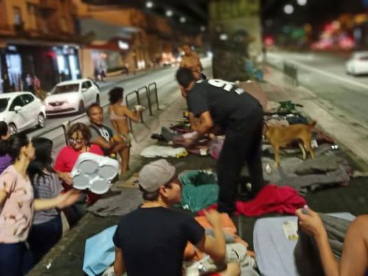Pe. Julio Lanceloti: Solidariedade e fome na cidade de São Paulo.
