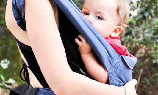 SampaChila Carregador Ergonômico para Bebês