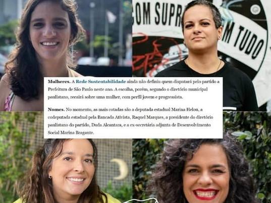 Prefeitura jovem, progressista e feminina