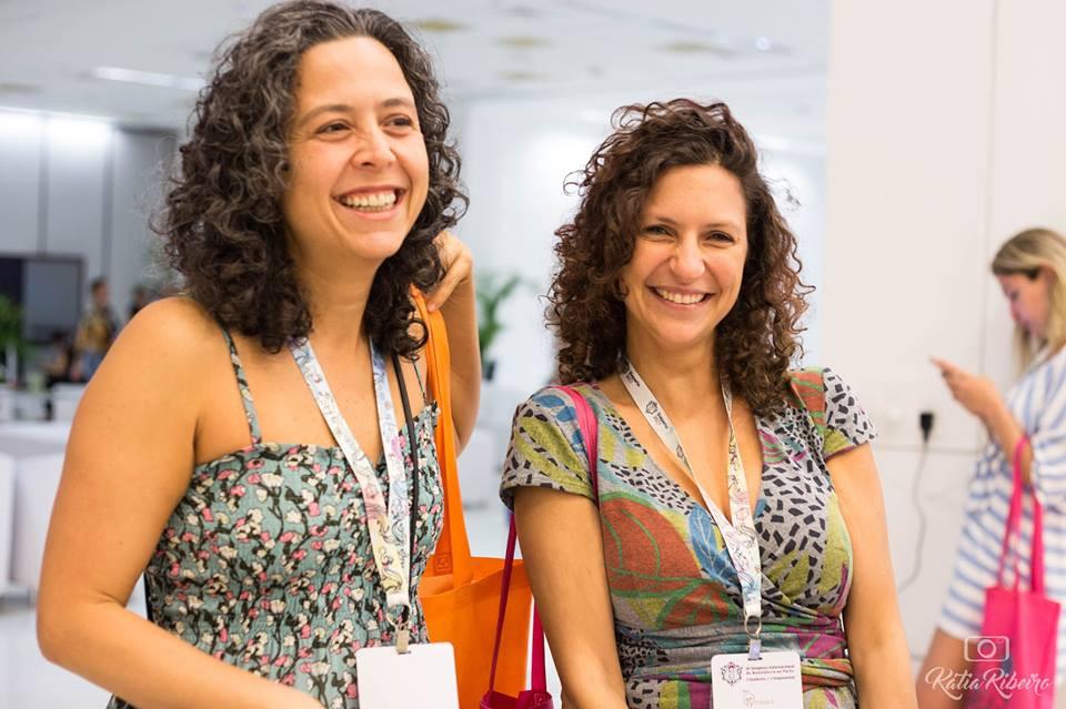 Andrea e Natalia no Siaparto