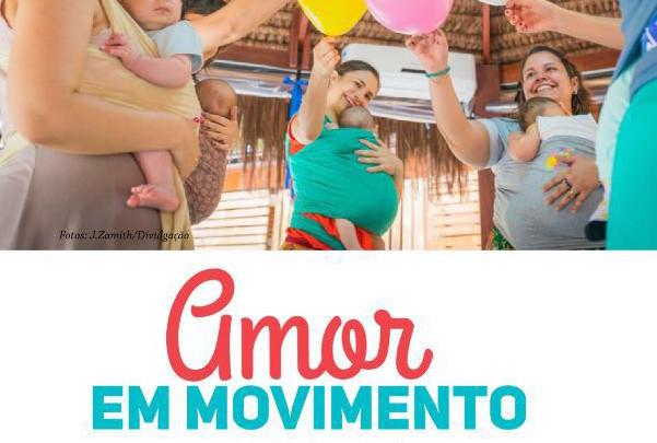 Dança Materna Manaus na Revista Espaço Kids