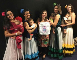 Luna Guapa: Dança Materna no palco em Belo Horizonte