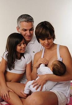 """""""Orientação adequada é fundamental para o sucesso do aleitamento materno"""""""
