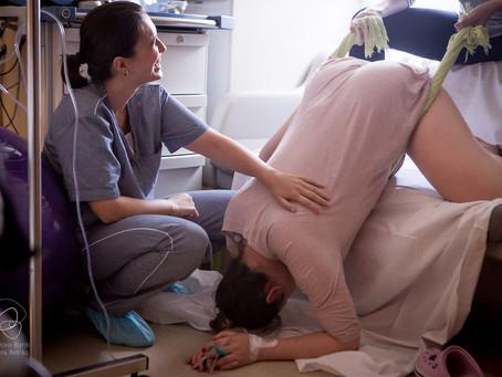 Você pode Parir com uma Obstetriz!