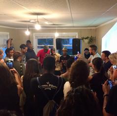 Comunidad, Communauté, Community Opening Reception + Performance   Mount Rainier, MD