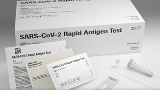 Rapid COVID-19 Antigen Tests Now Available