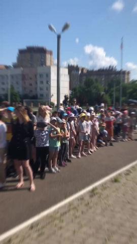 Летний детский фестиваль ГТО