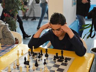 Cоревнования по шахматам и шашкам