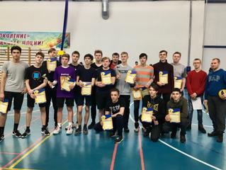 Спартакиада учащихся МГО по волейболу