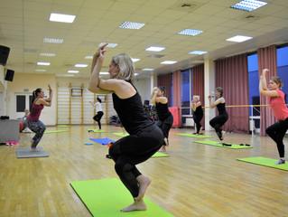 Фитнес - йога
