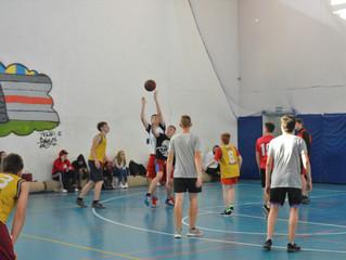 Чемпионат Можайского округа по баскетболу