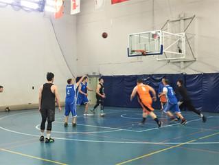 Баскетбол среди мужских и юношеских команд
