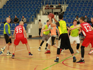 Открытый Чемпионат Рузского городского округа по баскетболу