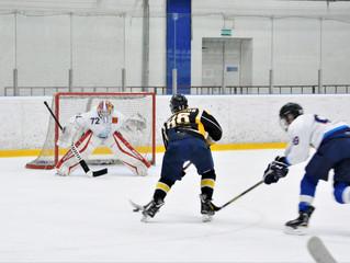 Первенство Московской области по хоккею
