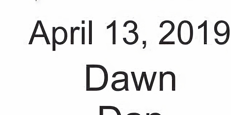 Dawn O'Keefe Williams - Dan Doyle - The Gingers on WLUW  88.7  April 13, 2019