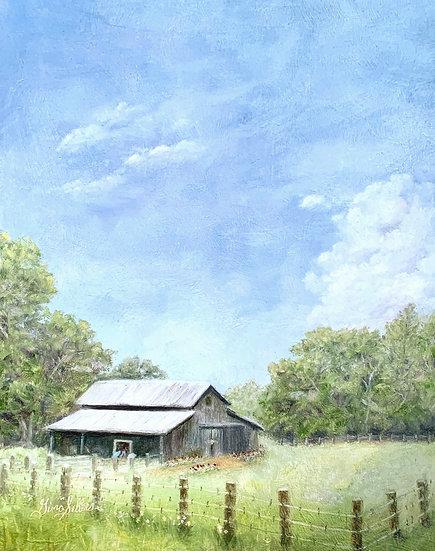 Print - Southern Summer