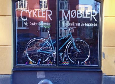 Cykler og Møbler i Københavns Nordvestkvarter