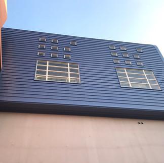 屋面絞合式系統