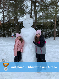 2nd place — Charlotte and Grace (1)