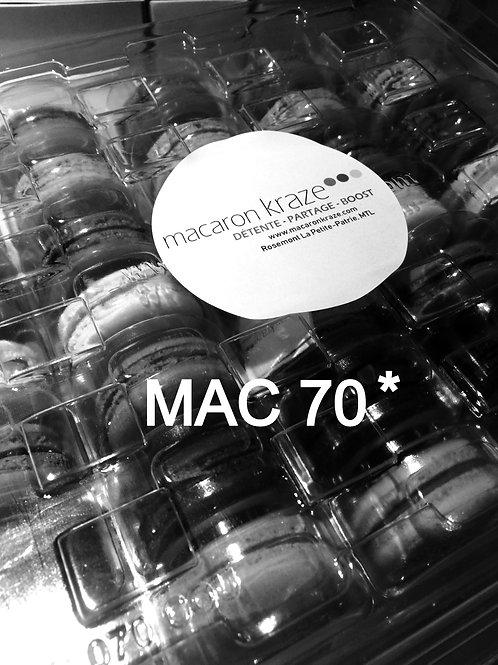 MAC 70 - contrat, Livraison INCLUS*