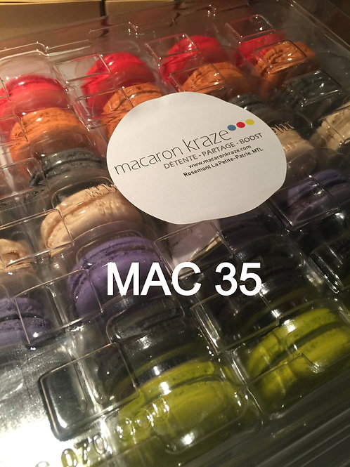 MAC 35 - BOÎTE STANDARD